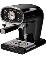 Caffe Retro (Black) Coffe Machine - Ariete