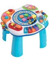 Letter Train & Piano Activity Table - Winfun