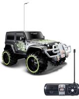 Jeep Wrangler Rubicon 1:16 - Maisto Die-Cast