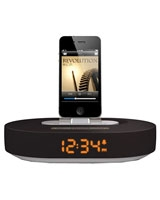 Docking speaker DS1200 for iPod/iPhone/iPad Clock display - Philips