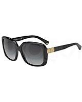 Ladies' Sunglasses 4008 Black 50178G - Emporio Armani