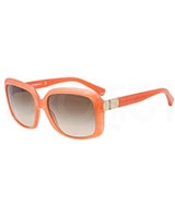 Ladies' Sunglasses 4008 Opal Coral 508313 - Emporio Armani