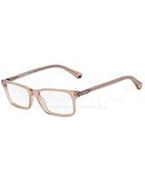 Ladies' Optical Glasses 3005 Opal Brown Pearl 5084 - Emporio Armani