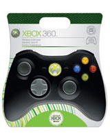 Controller Black Chrome - Xbox 360