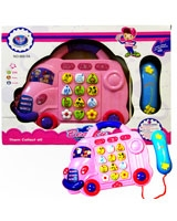 Learning Car Phone 866-5A