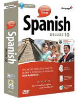 Learn To Speak Spanish Premier 10