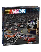 Nascar The DVD Board Game