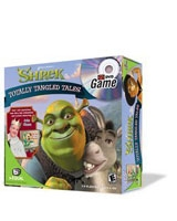 Shrek Totally Tangled Tales DVD Game