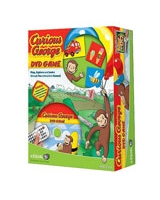 Curious George DVD Game