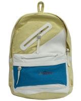 Back Bag Beige x White x Blue AC-900 - Jel Activ