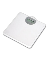 Electronic Bathroom Scale 9000WH3R - Salter
