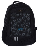 Back Bag Black AC-901 - Jel Activ