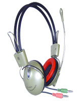 Headphone With Mic 942 - Media Tech