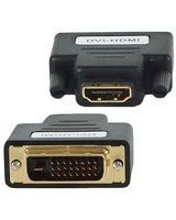DVI Male to HDMI Female Converter - LFS