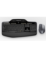 Wireless Desktop MK710 - Logitech