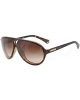 Men's Sunglasses 4010 Matte Dark Havana 508913 - Emporio Armani