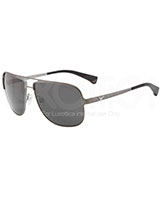 Men's Sunglasses 2007 Gunmetal Demi Shiny 302487 - Emporio Armani