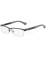 Men's Optical Glasses 1014 Matte Black 3051 - Emporio Armani