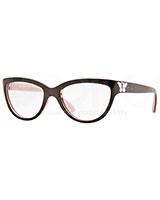 Ladies' Optical Glasses 2865 Top Brown/Pearl Pink 2187 - Vogue