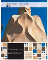 Contemporary Management. Gareth R. Jones, Jennifer George