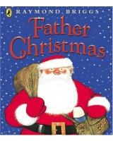 Father Christmas Picture Puffin