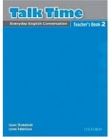 Talk Time 2 Teacher'S Book