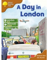 Oxford Reading Tree : Stage 8 : Storybooks : A Day in London