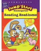 Jumpstart Kindergarten Reading Readiness Workbook