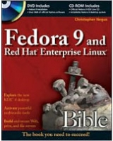 Fedora 9 and Red Hat Enterprise Linux Bible