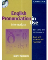English Pronunciation In Use Intermediate With Answers, Audio Cds And Cd-Rom