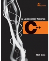 A Laboratory Course in C++ 4e Pb