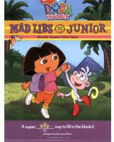 Dora Mad Libs Junior