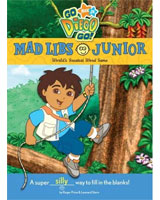 Go Diego Go : Mad Libs Junior