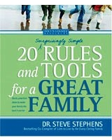 20 (Surprisingly Simple) Rules and Tools for a Great Family (Focus on the Family)