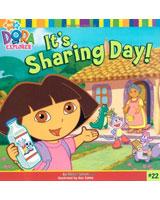 Its Sharing Day ! - Dora the Explorer