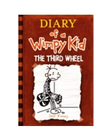 Diary of a Wimpy Kid, Book 7 : The Third Wheel Hardcover