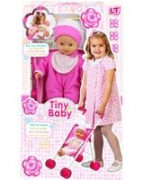 Tiny Baby Take A Stroll 98022 - Loko Toys