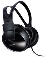 Stereo Headphones Over-ear SHP1900 Black - Philips
