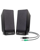 USB powered 2.0 Desktop Speakers SBS A50 - Creative