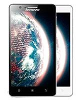 Dual SIM Mobile A536 - Lenovo + Free Screen Protector & Back Cover