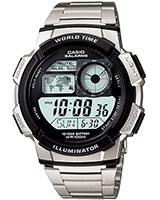 Digital Men's Watch AE-1000WD-1AV - Casio