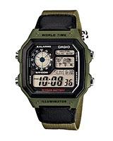Youth Digital Watch AE-1200WHB-3BV - Casio