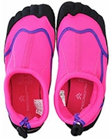 Anti-Grip Water Shoes AFE13092 Fuchsia/Purple For Girls - TecnoPro