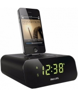 Clock radio for iPod/iPhone AJ3270D - Philips