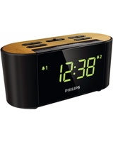 Clock Radio Big display AJ3570/12- Philips