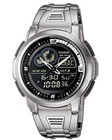 Men's Watch Out Gear AQF-102WD-1BVDF - Casio
