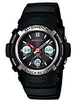 Standard Analog Digital G-Shock Watch AWR-M100-1A - Casio