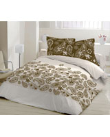 Andlusia Design Iron Fitted Bed Sheet - Comfort