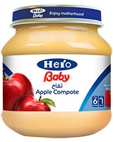 Apple Compote - Hero Baby