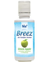 Breez Air Purifier Aroma Green Apple - blu